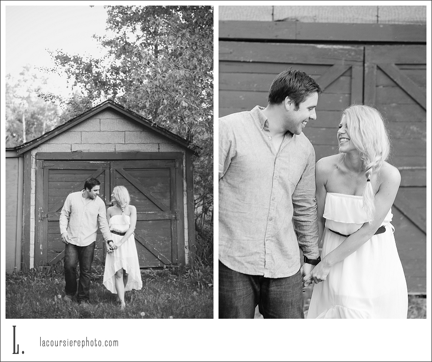 country engagement photos duluth
